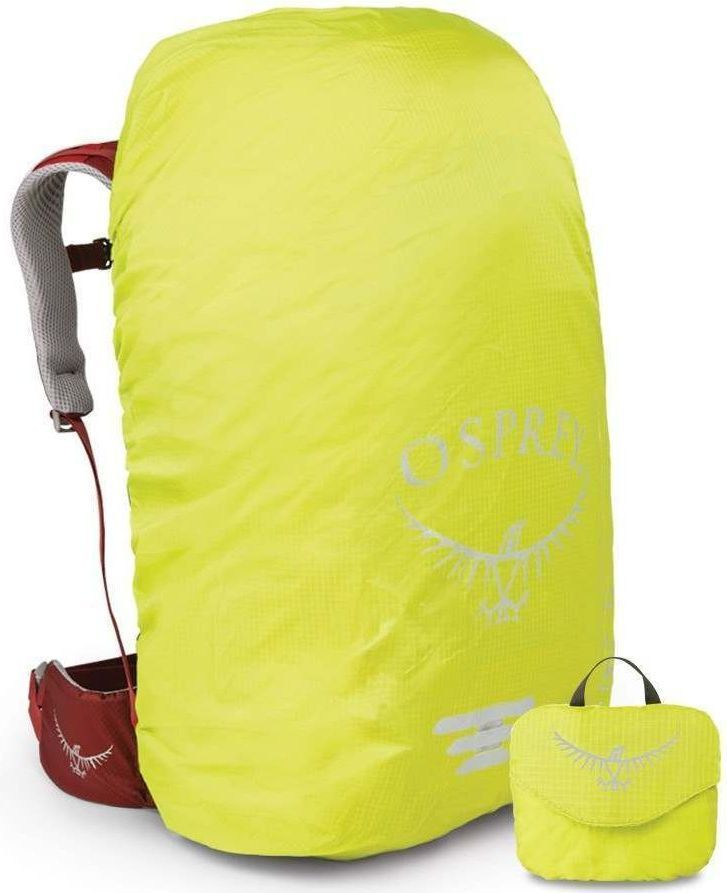 Osprey Ultralight High Vis Raincover S (20 - 35L) - Electric Lime uni