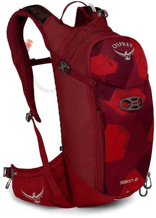 Osprey Siskin 12 - molten red uni