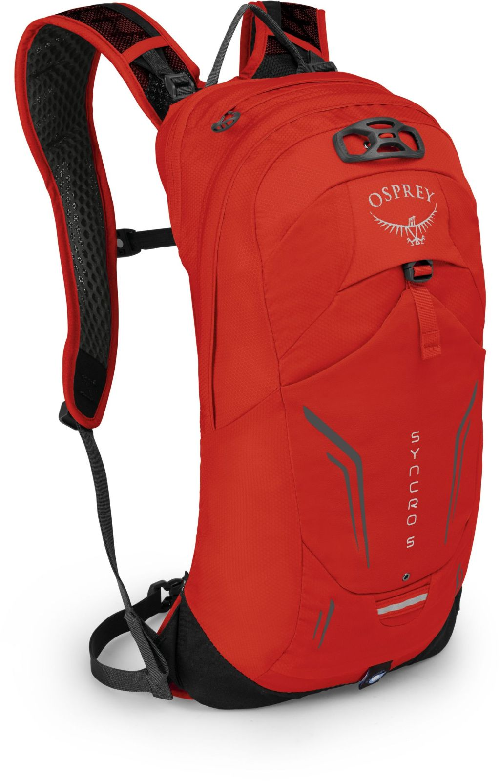 Osprey Syncro 5 - firebelly red uni