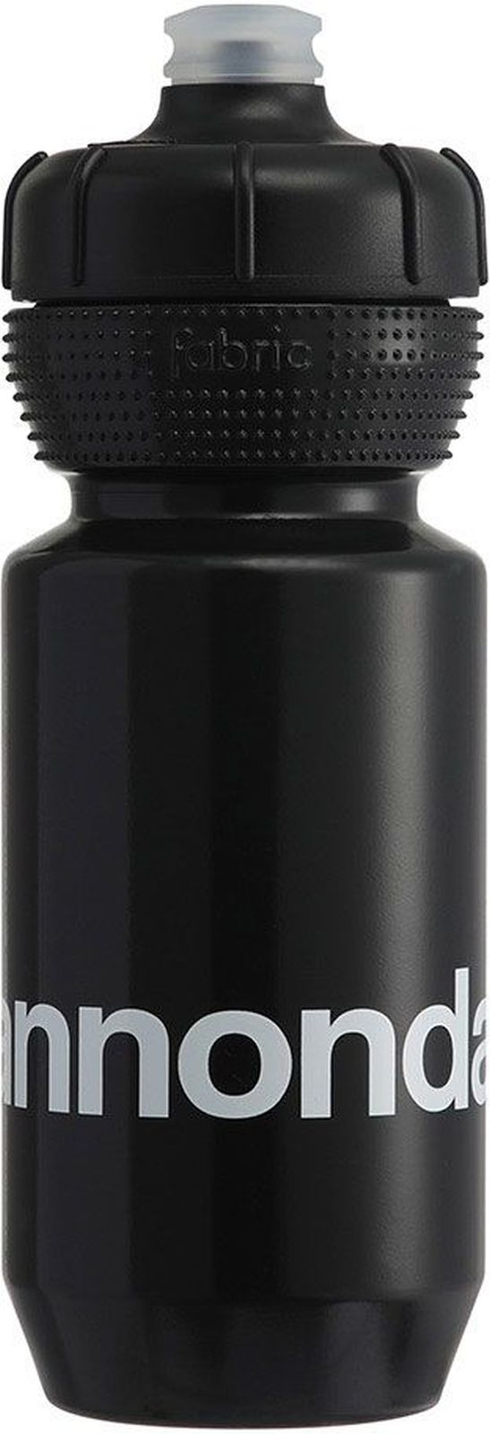 Cannondale Logo Gripper Bottle 600 ml - black/white uni