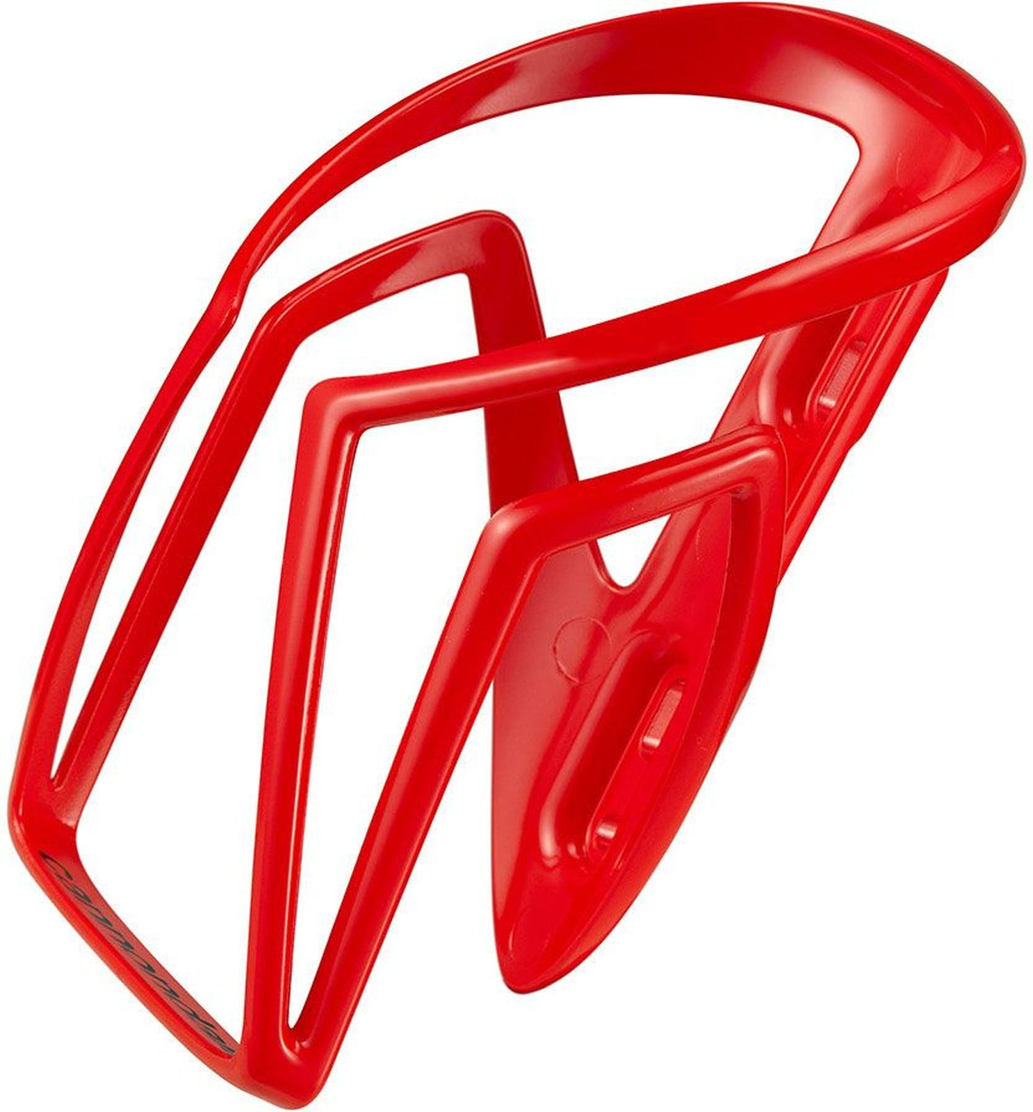 Cannondale Speed C Nylon Cage - red uni