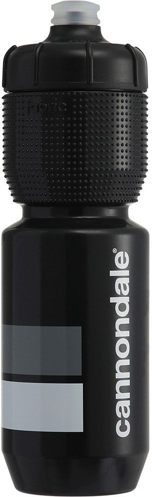 Cannondale Block Gripper Bottle 750 ml - black/white uni