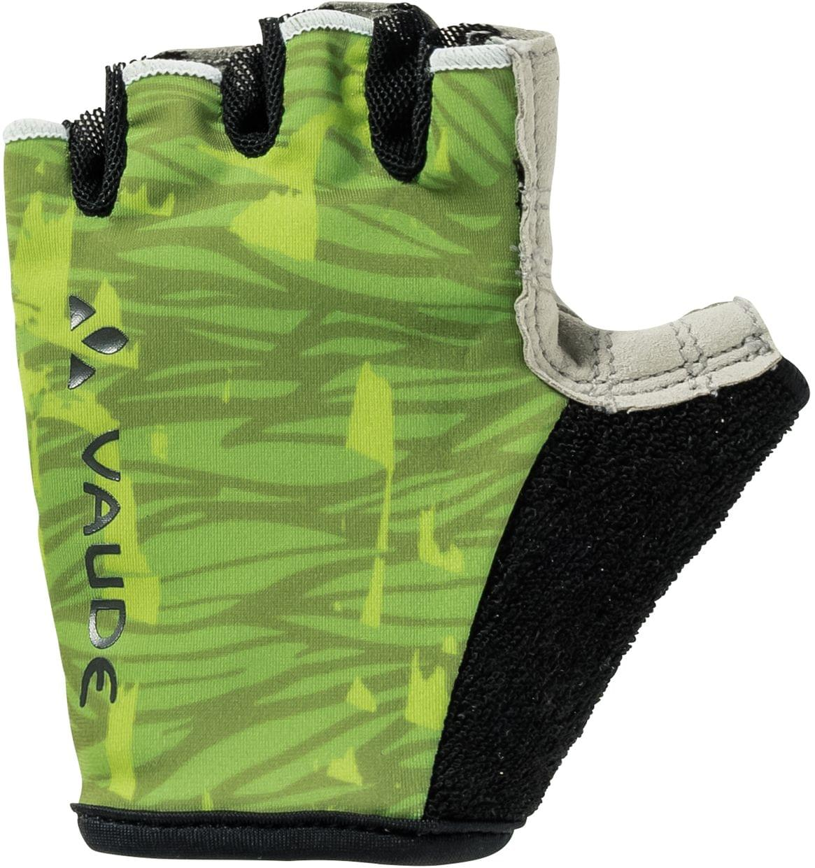 Vaude Kids Grody Gloves - chute green 5