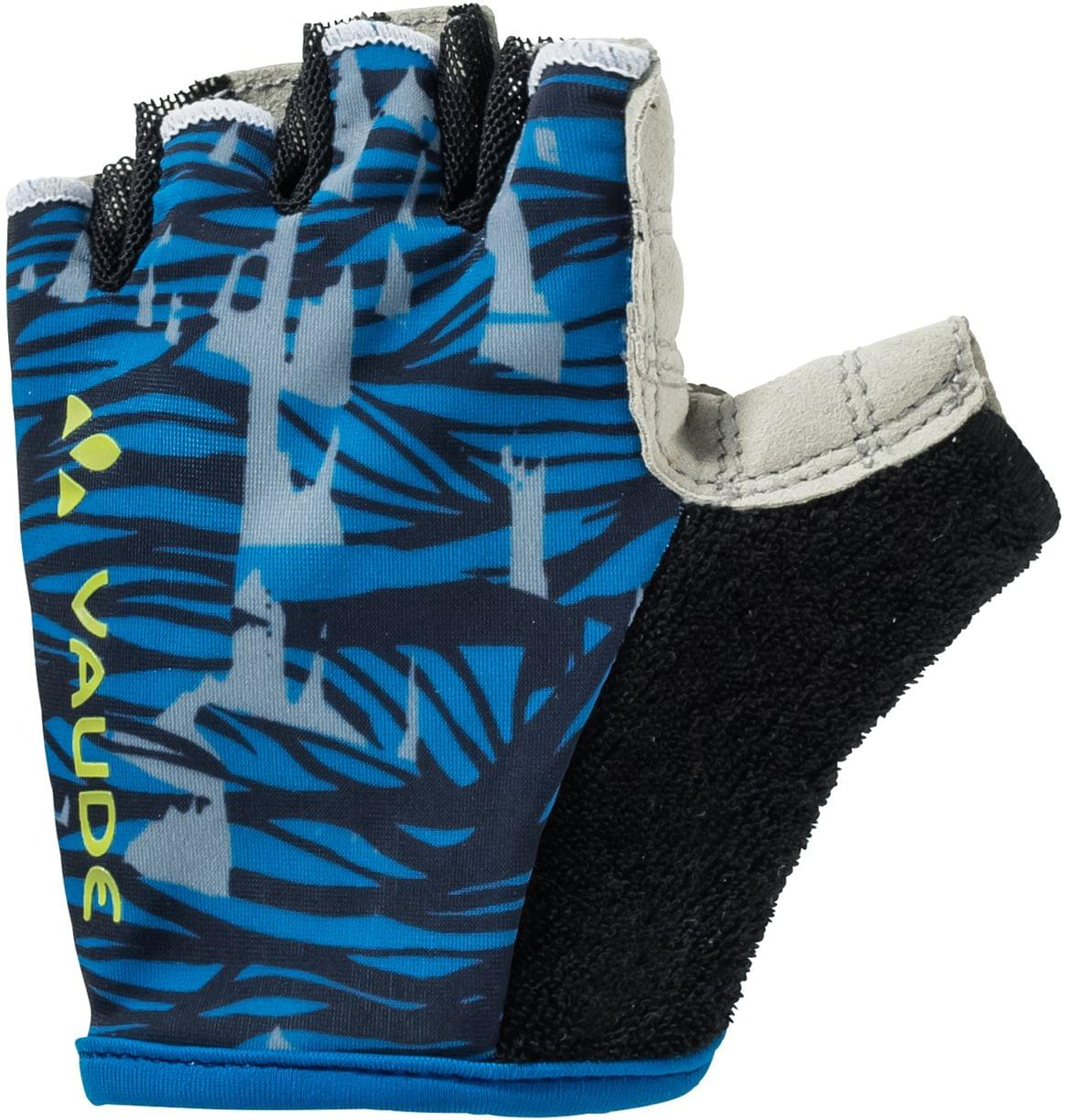Vaude Kids Grody Gloves - radiate blue 5