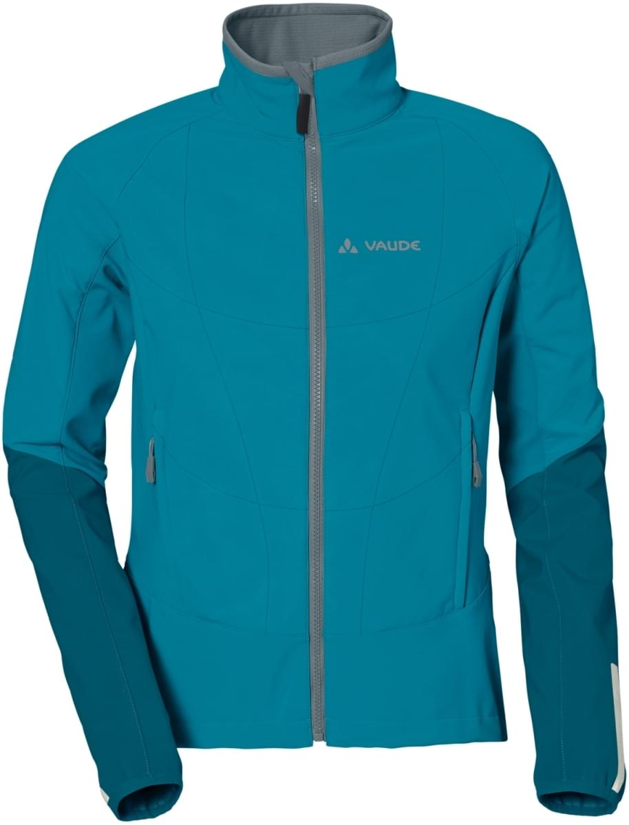 Vaude Women's Primasoft Jacket - alpine lake 36