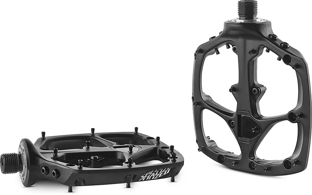 Specialized Boomslang Platform Pedals - black uni