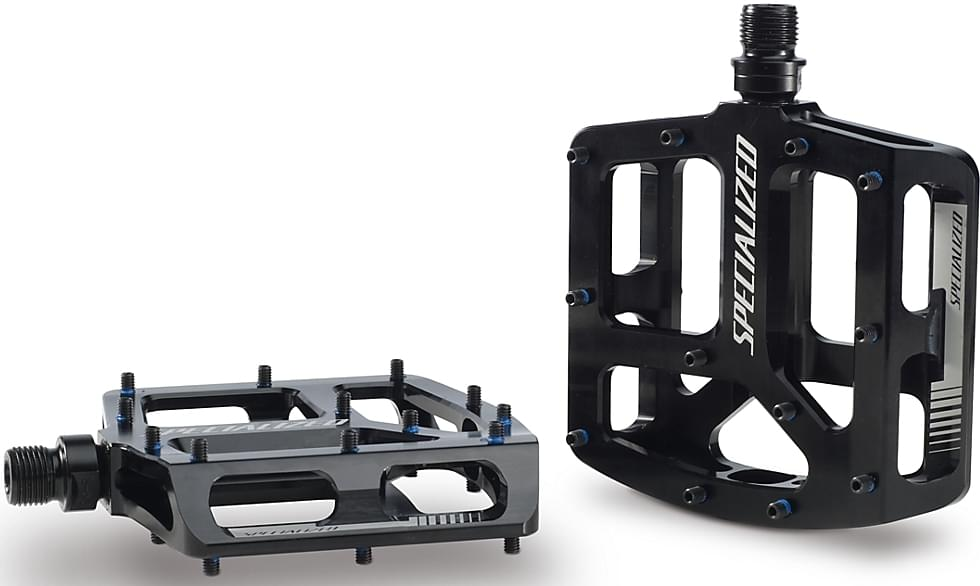 Specialized Bennies Platform Pedals – black uni