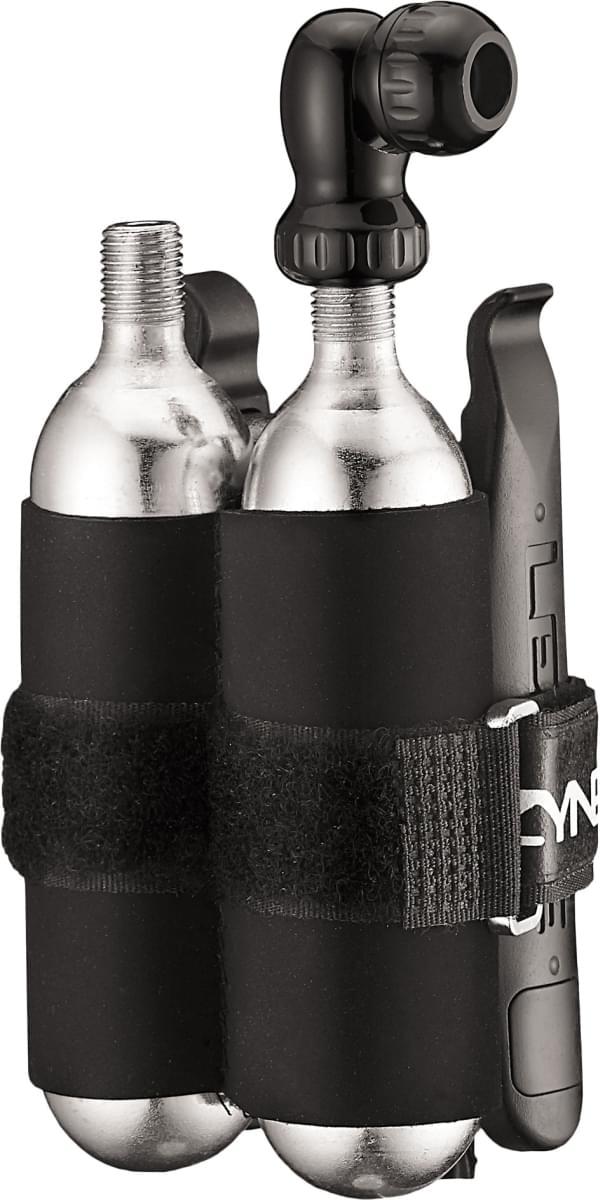 Lezyne Twin Kit 25g - black uni