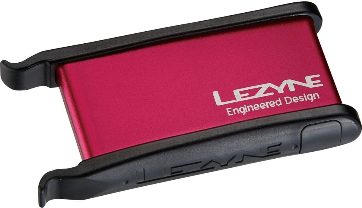 Lezyne Lever Kit - red/hi gloss uni