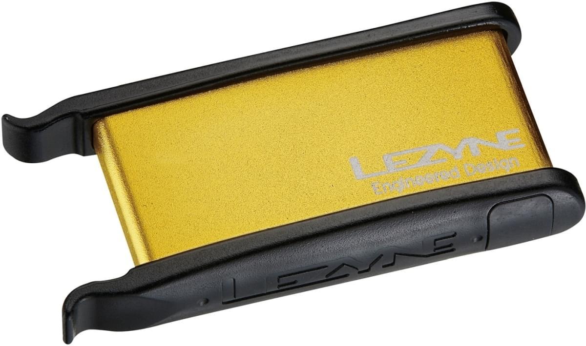 Lezyne Lever Kit - gold/hi gloss uni