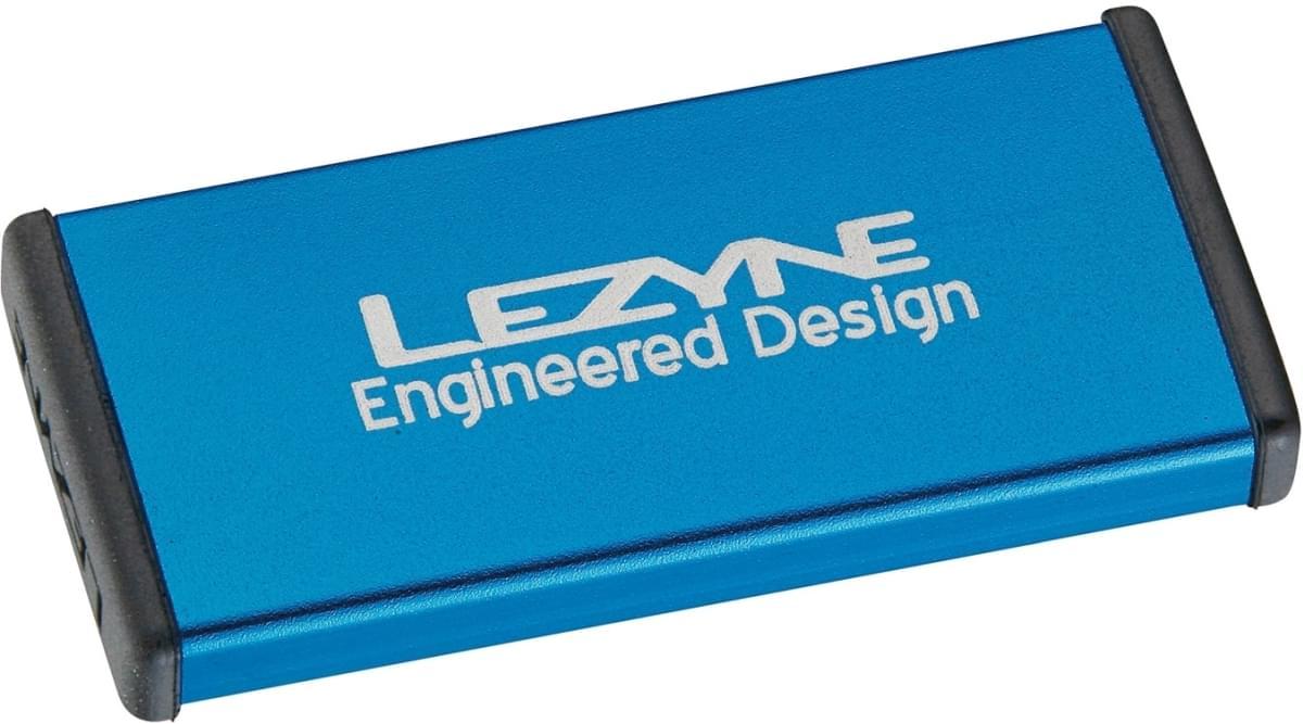 Lezyne Metal Kit - blue/hi gloss uni