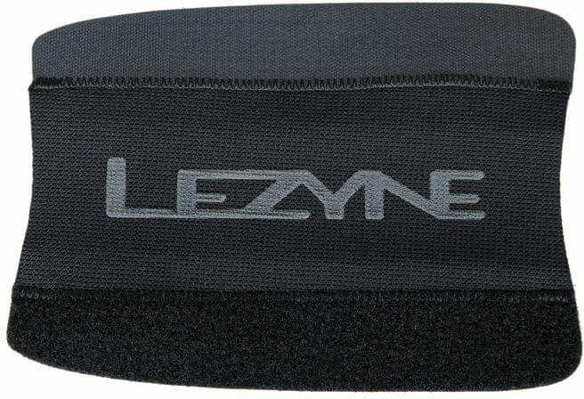 Lezyne Smart Chainstay Protector Black_Large uni