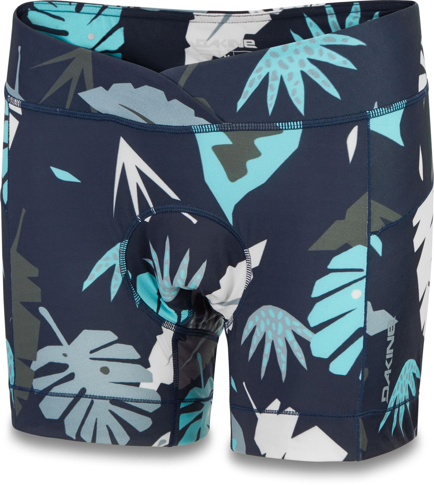 Dakine Women's Comp Liner Short - abstract palm S