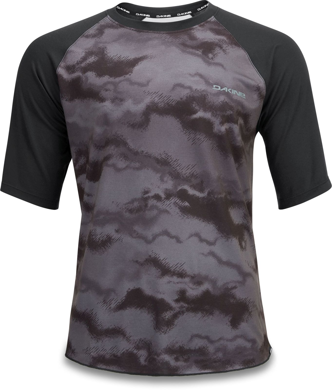Dakine Dropout S/S Jersey - black/dark ashcroft XL
