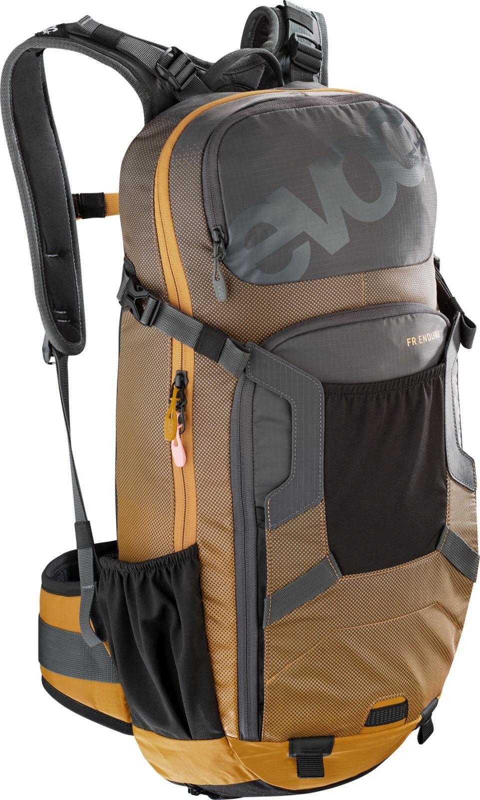 c15d305021 Evoc FR Enduro 16L - carbon grey loam M L