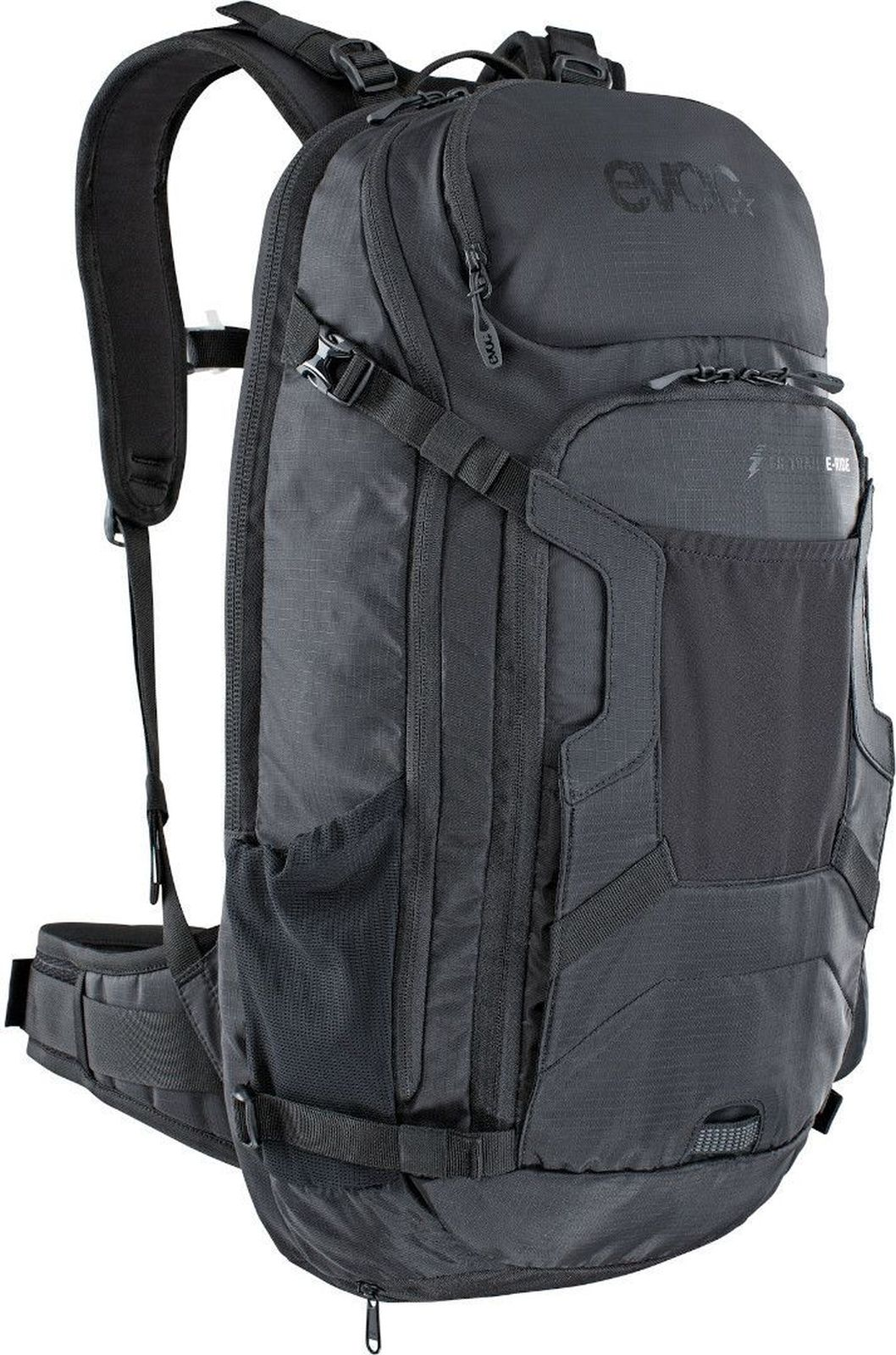 Evoc FR Trail E-Ride 20L - black M/L