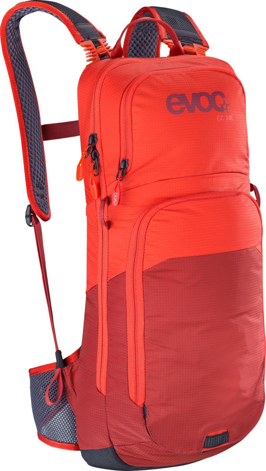 Evoc CC 10L  - orange/chili red uni