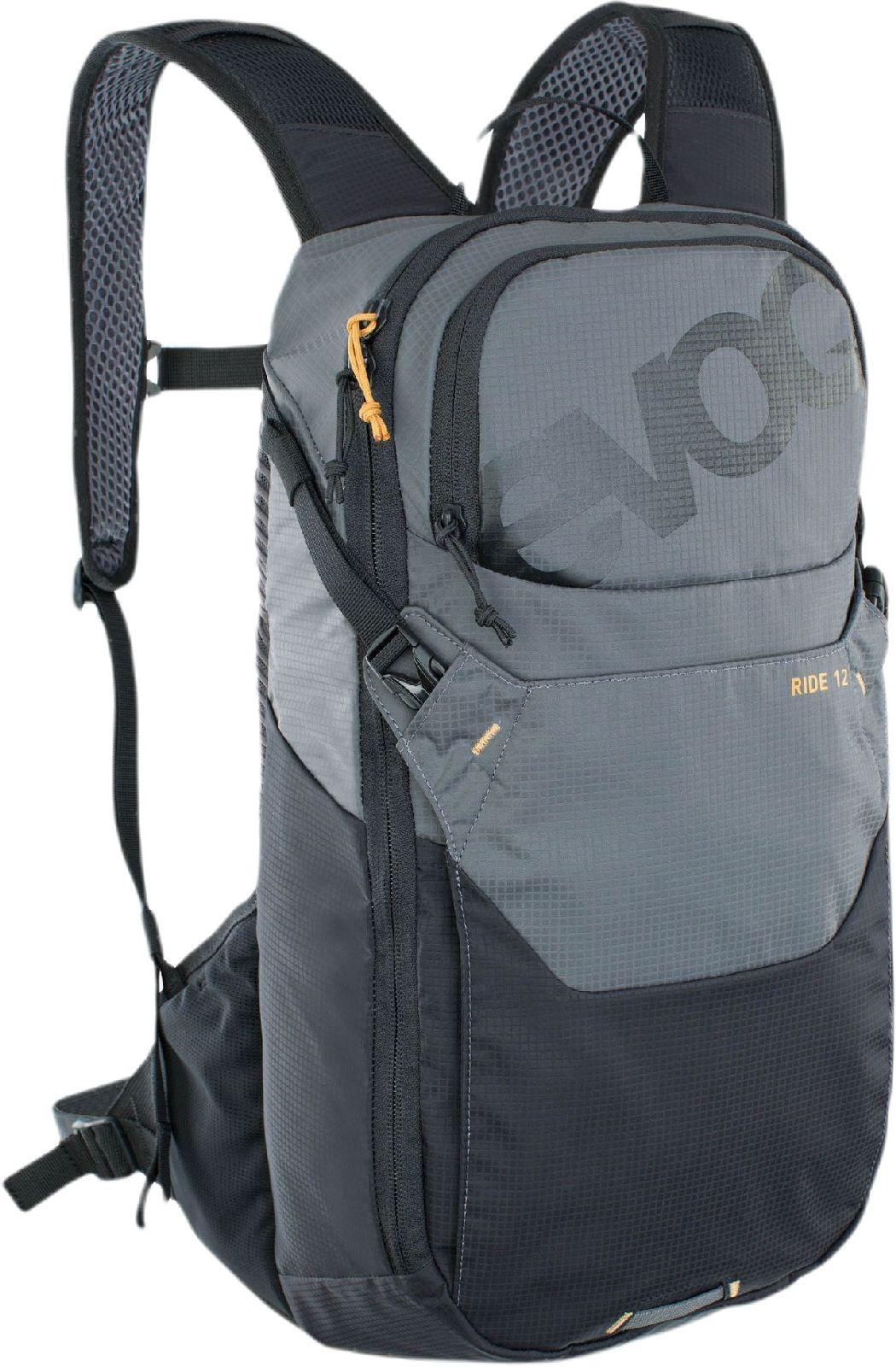 Evoc Ride 12L - carbon grey/black uni