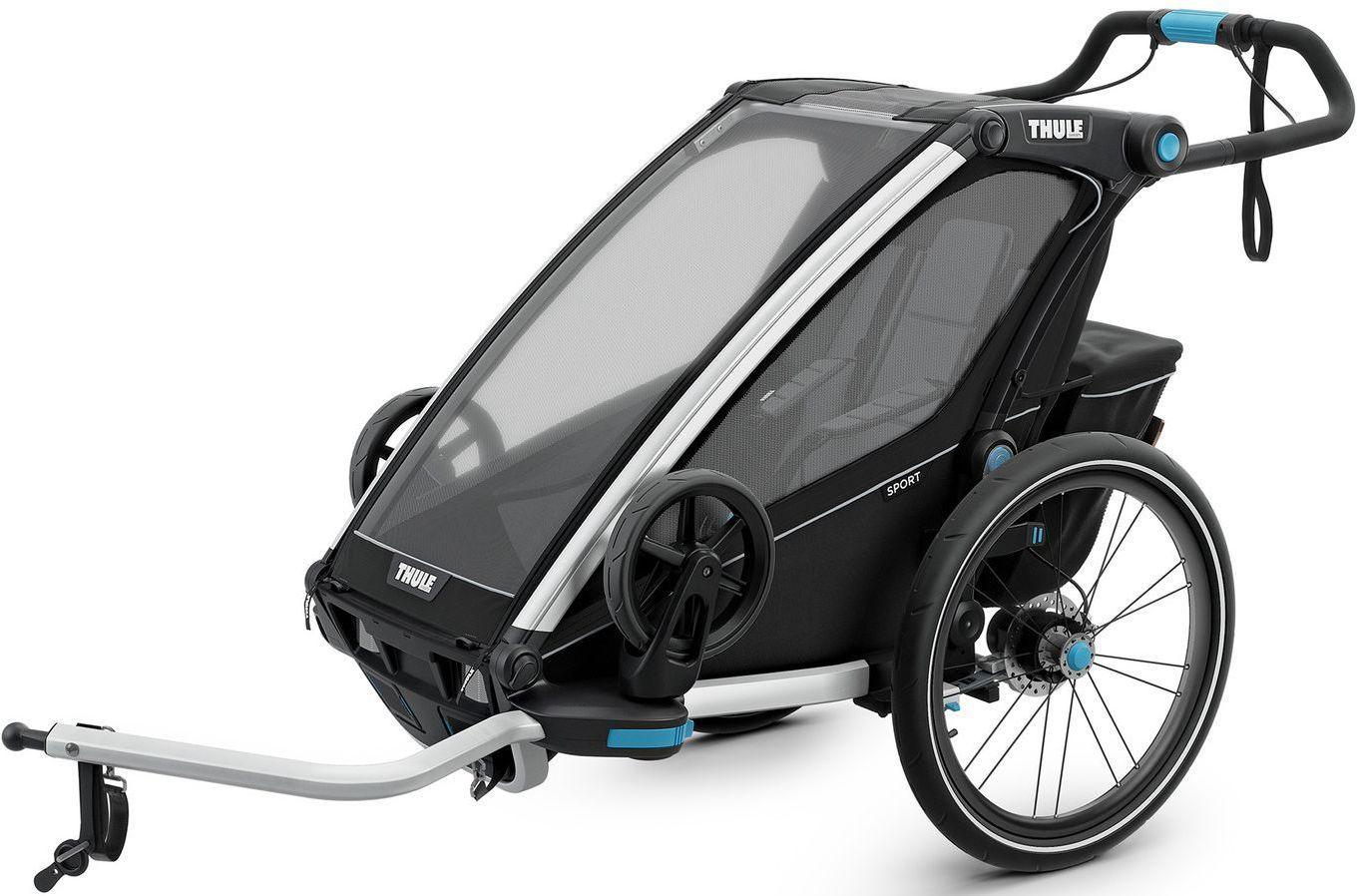 Thule Chariot Sport1 - black uni