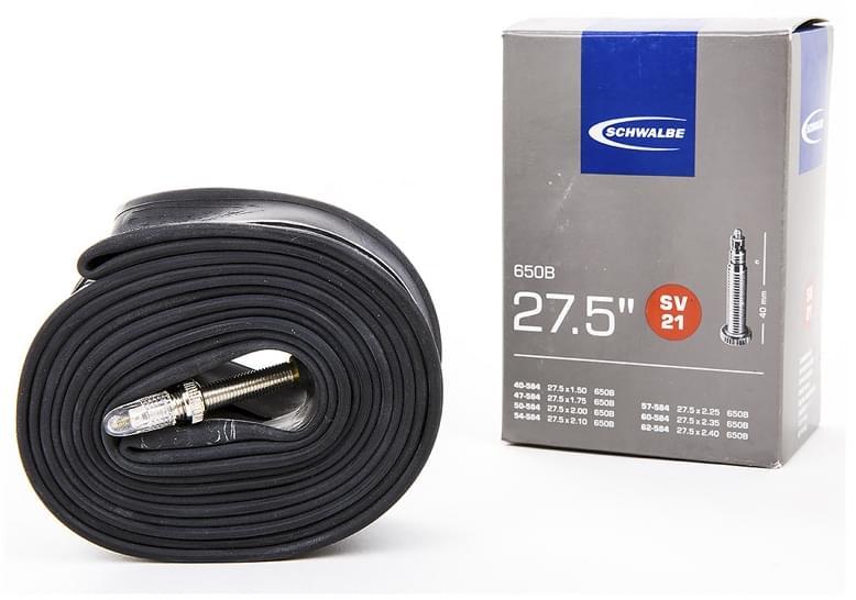 Schwalbe SV21 650Bx1.5-2.4 presta/galuskový ventilek 40mm uni
