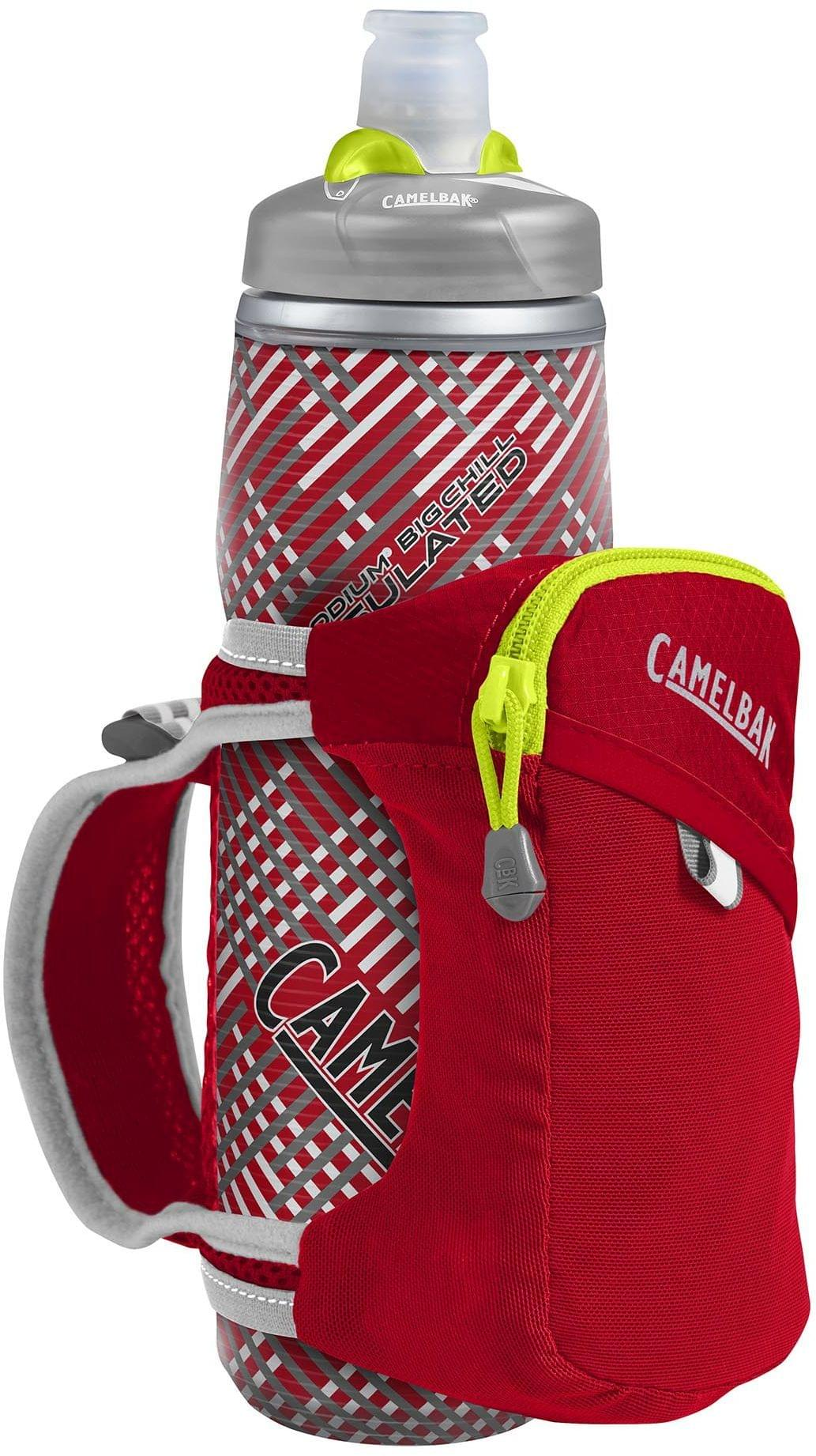 Camelbak Quick Grip Chill - Crimson Red/Lime Punch uni