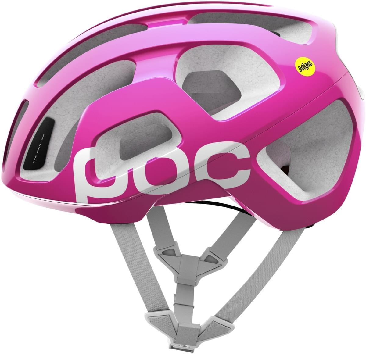 POC Octal AVIP MIPS - fluorescent pink S