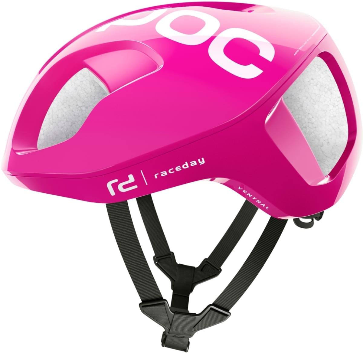 POC Ventral SPIN - fluorescent pink S