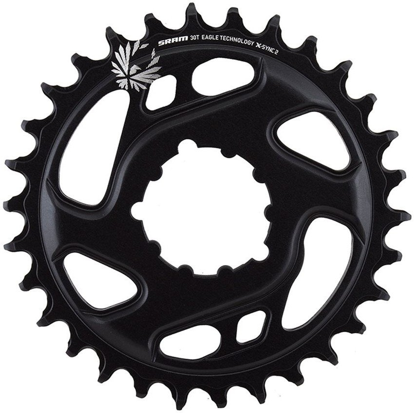 Sram X-SYNC 2 32T Direct Mount 3mm Offset Boost - black uni