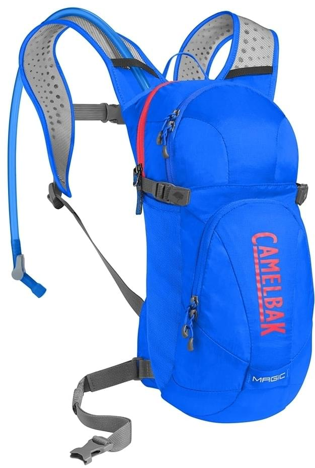 Camelbak Magic - carve blue/fiery coral uni