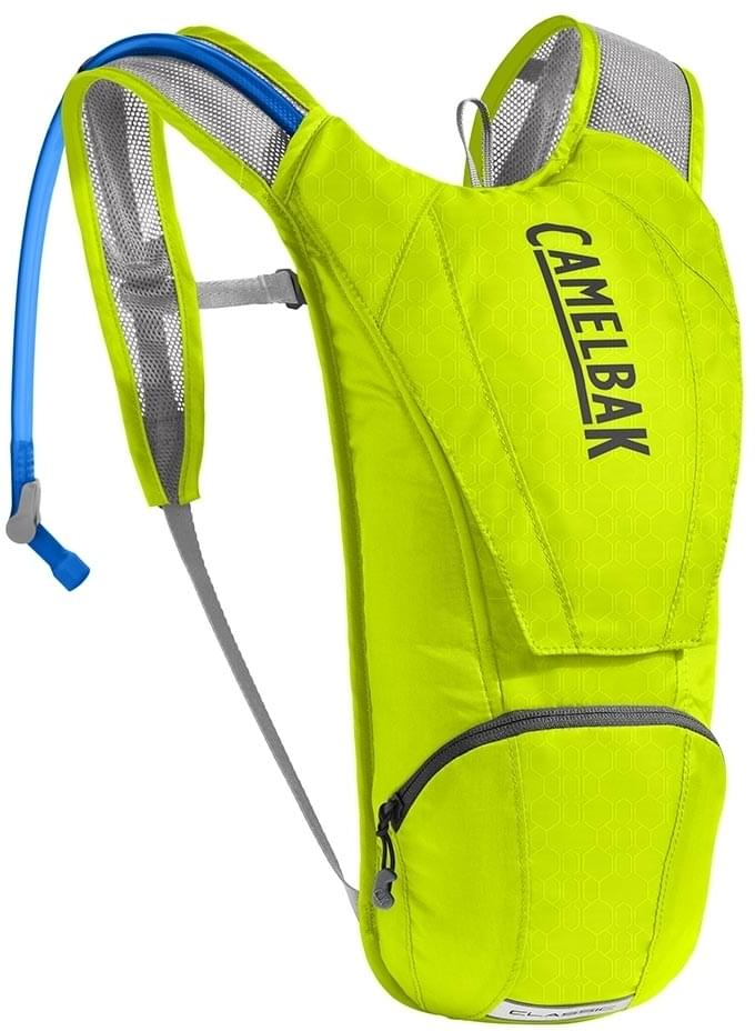 Camelbak Classic - lime punch/silver uni