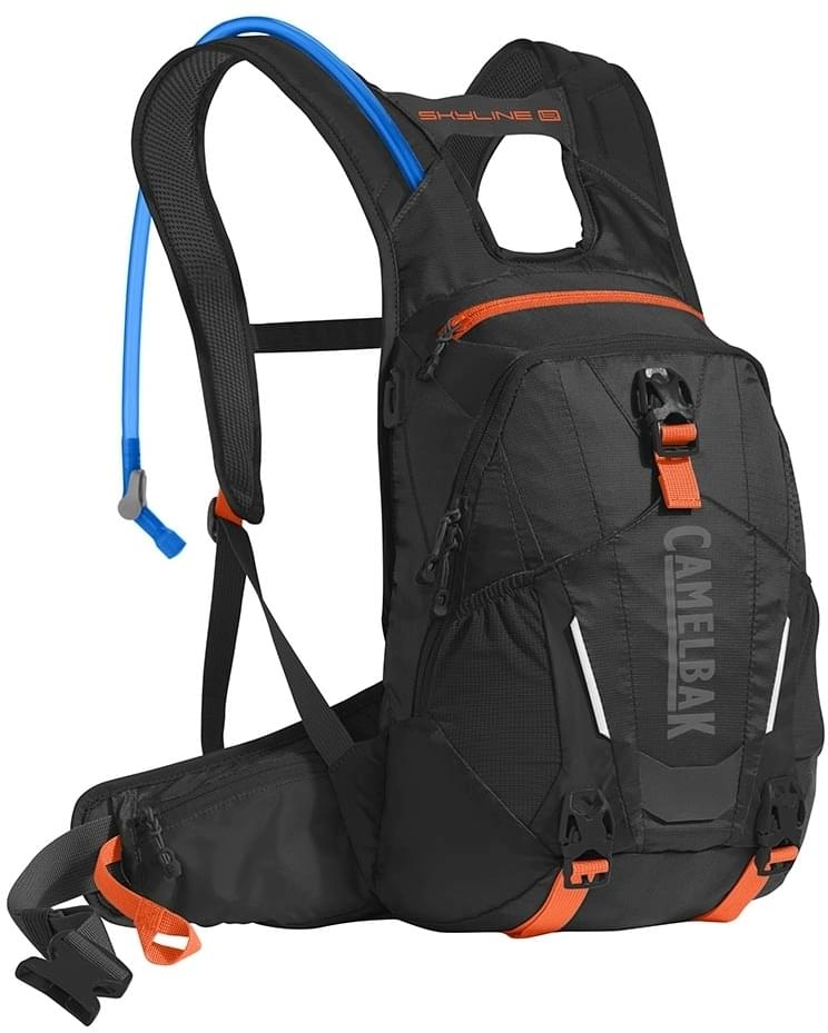 Camelbak Skyline LR 10 - black/laser orange uni