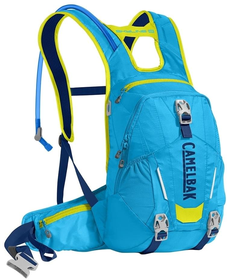 Camelbak Skyline LR 10 - atomic blue/sulfur springs uni