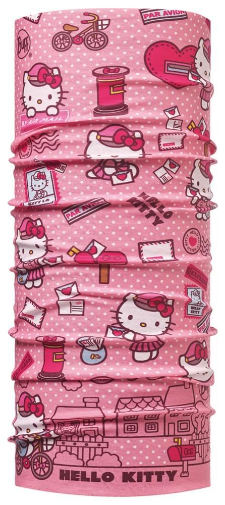 0ff12972dca Dětský multifunkční šátek Buff Original – Hello Kitty – Mailing Rose ...