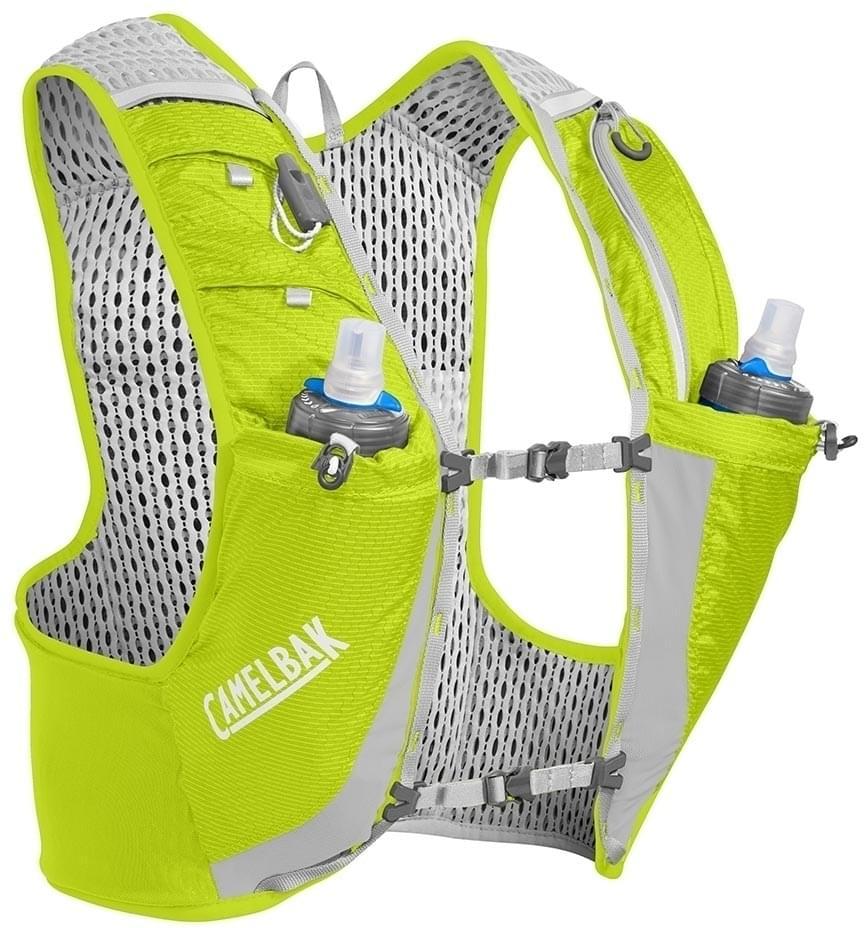 Camelbak Ultra PRO Vest - lime punch/silver S