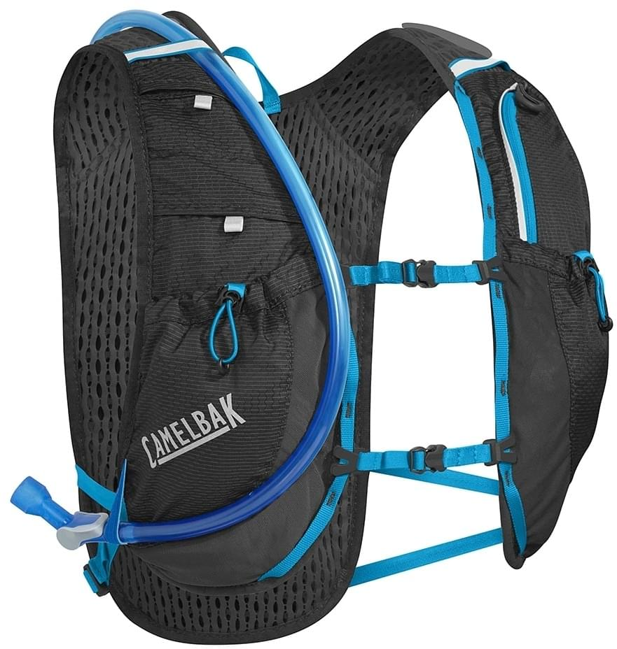 Camelbak Circuit Vest - black/atomic blue uni