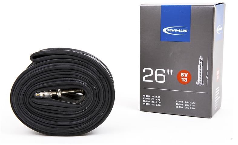 Schwalbe SV13 26x1,5-2,4 presta/galuskový ventilek 40mm
