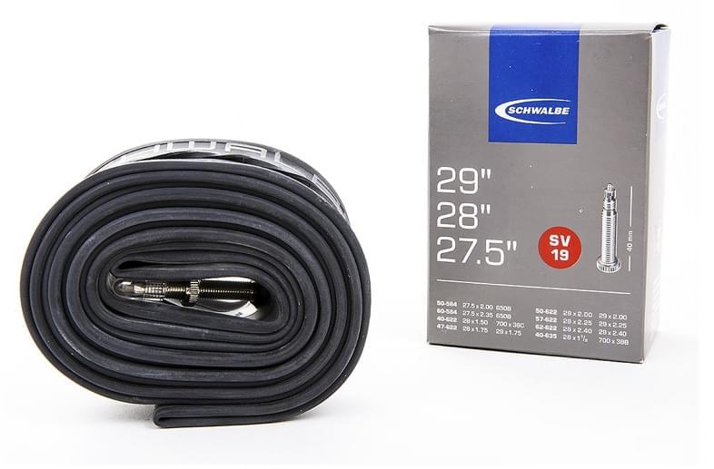 Schwalbe SV19 650Bx2,0-2.4/29x2,0-2,4/28x1,5-2,4 presta/galuskový ventilek 40mm