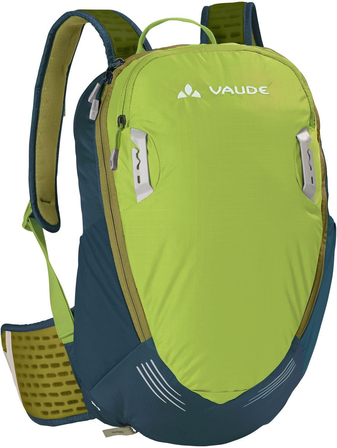 Vaude Cluster 10+3 - chute green uni