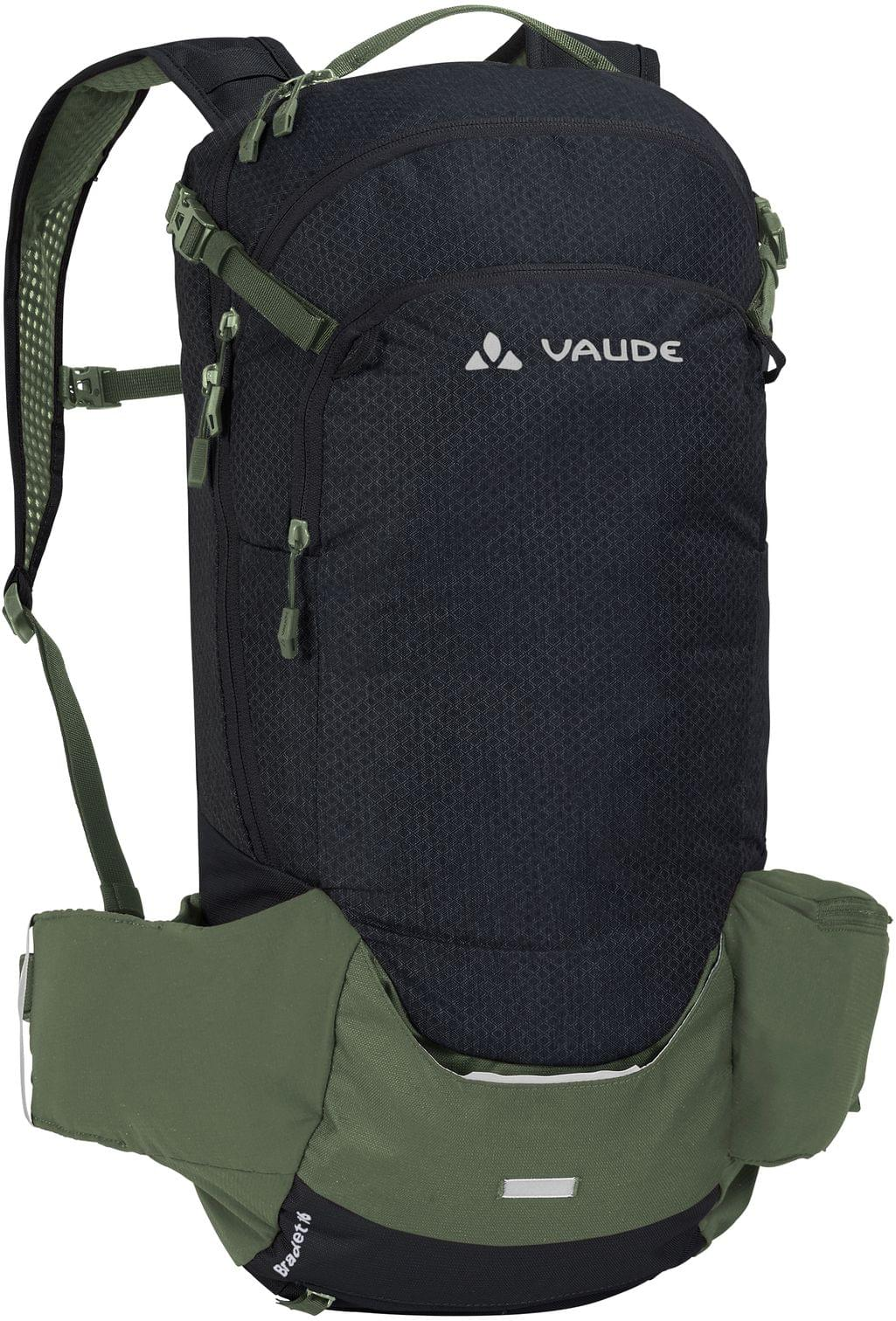 Vaude Bracket 16 - black uni