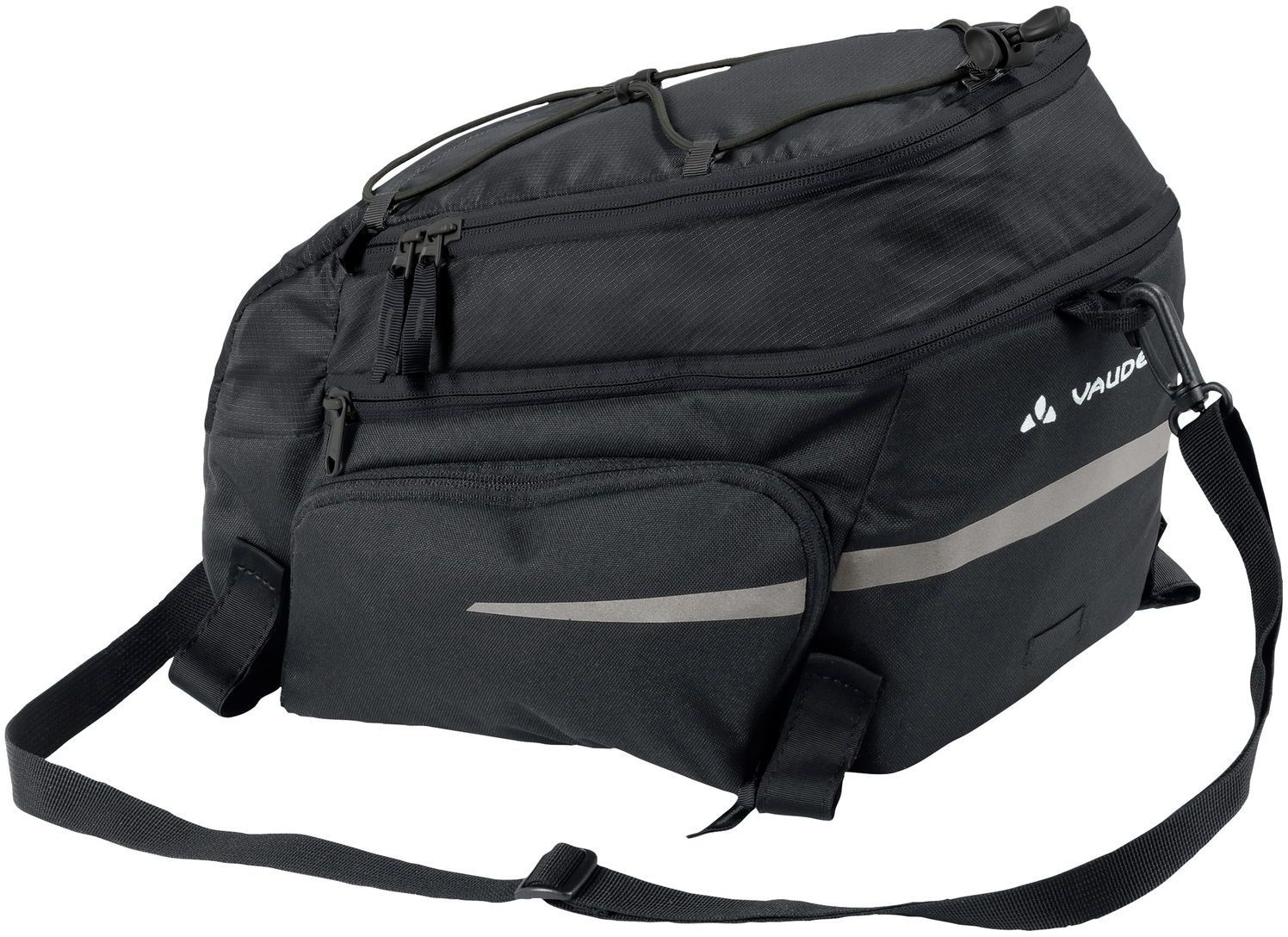 Vaude Silkroad Plus - black uni