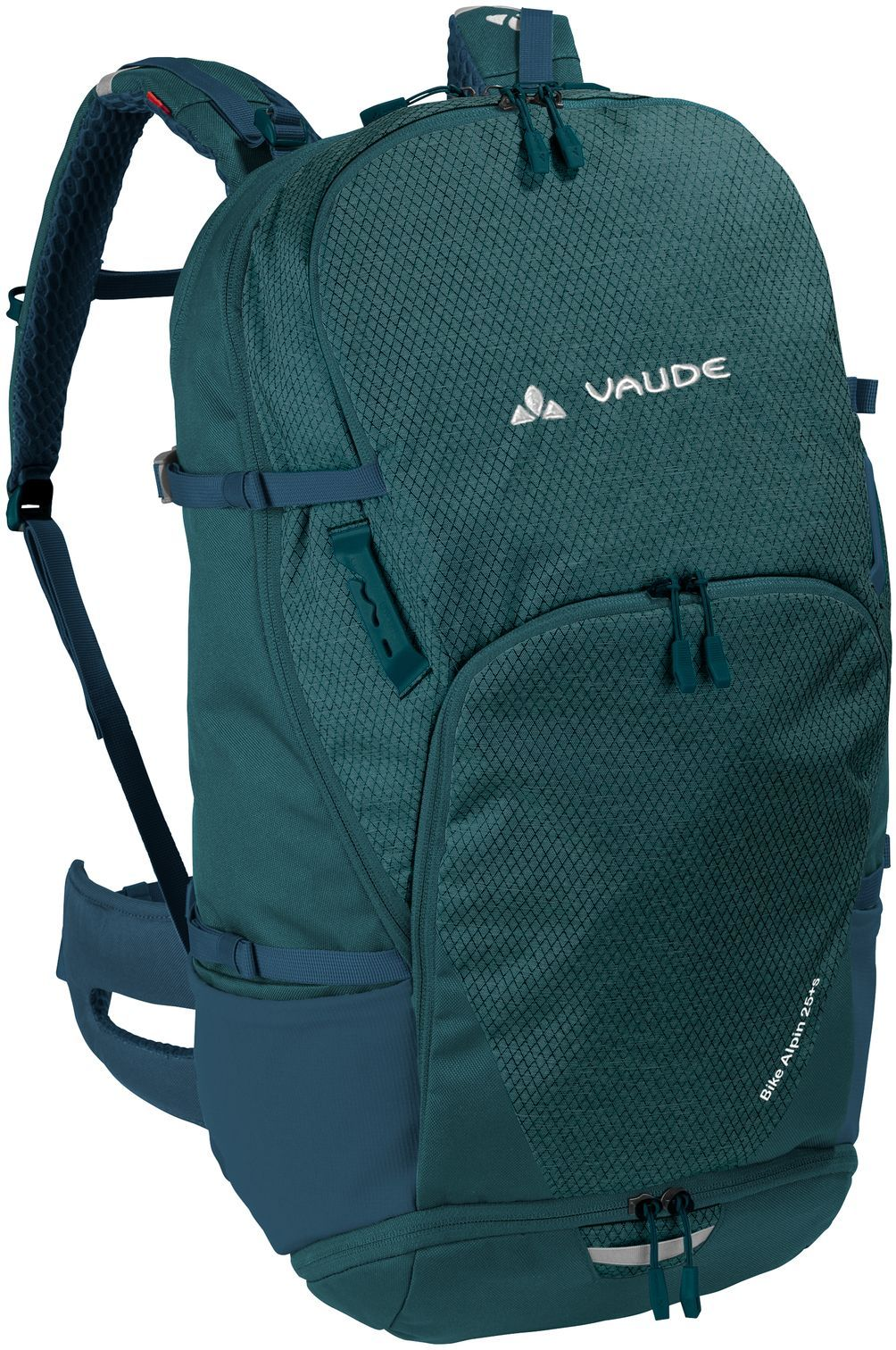 Vaude Bike Alpin 25+5 - petroleum uni uni