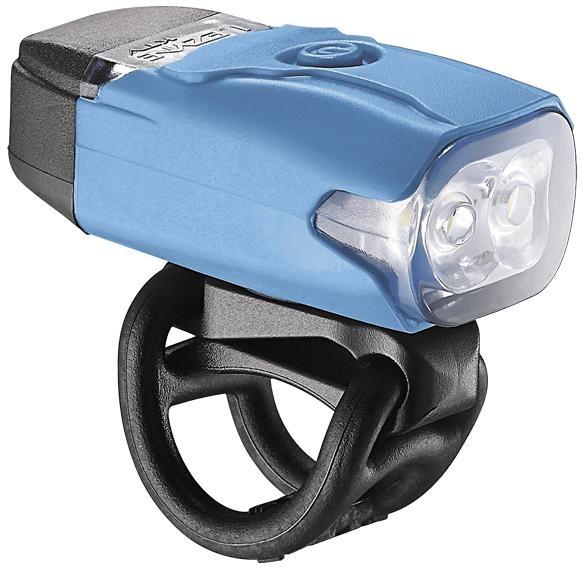 Lezyne LED KTV Drive Front Blue uni