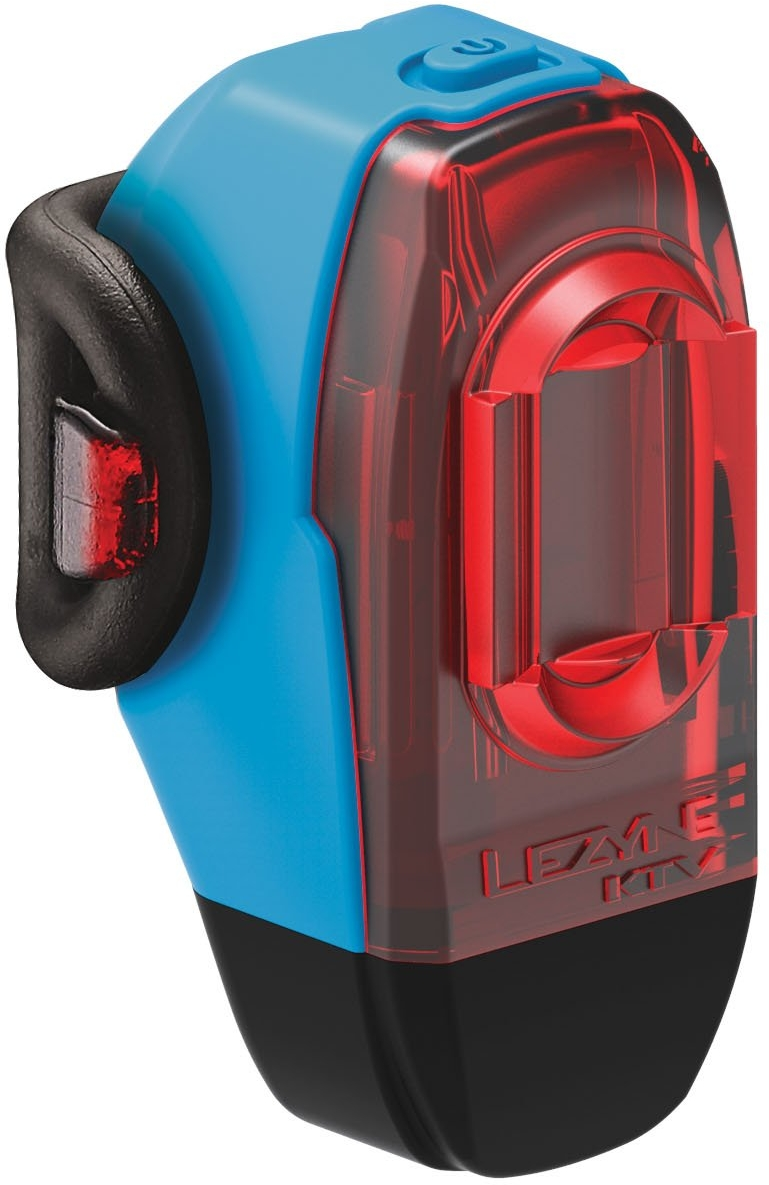 Lezyne LED KTV Drive Rear Blue uni