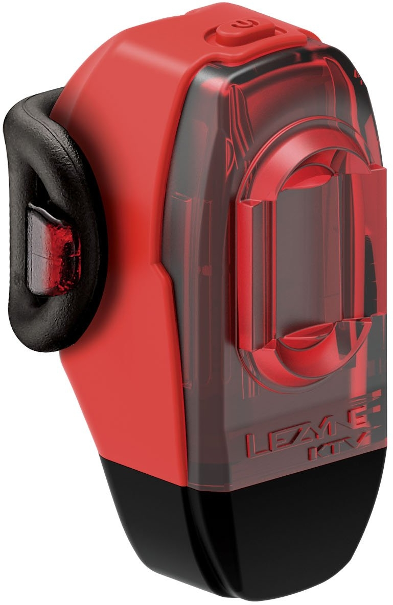 Lezyne LED KTV Drive Rear Red uni