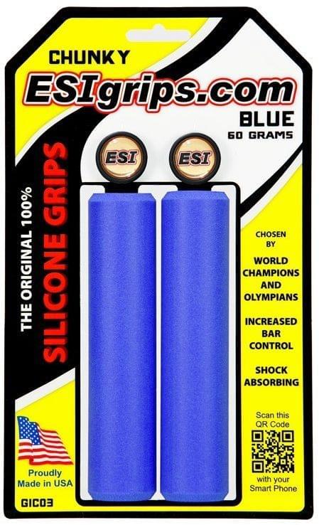 ESI Grips Chunky - blue uni