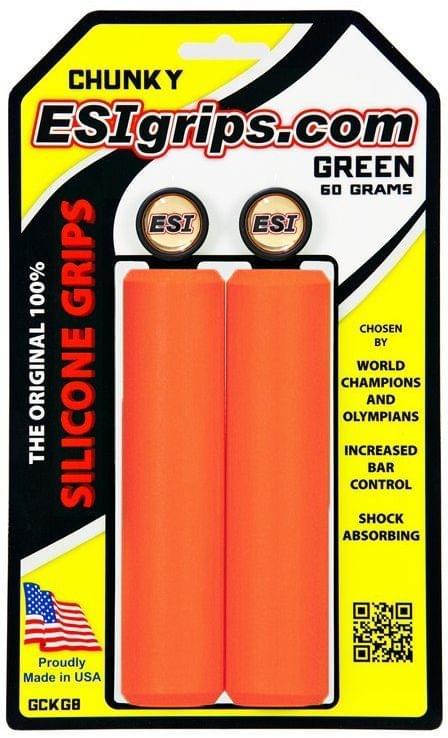 ESI Grips Chunky - orange uni