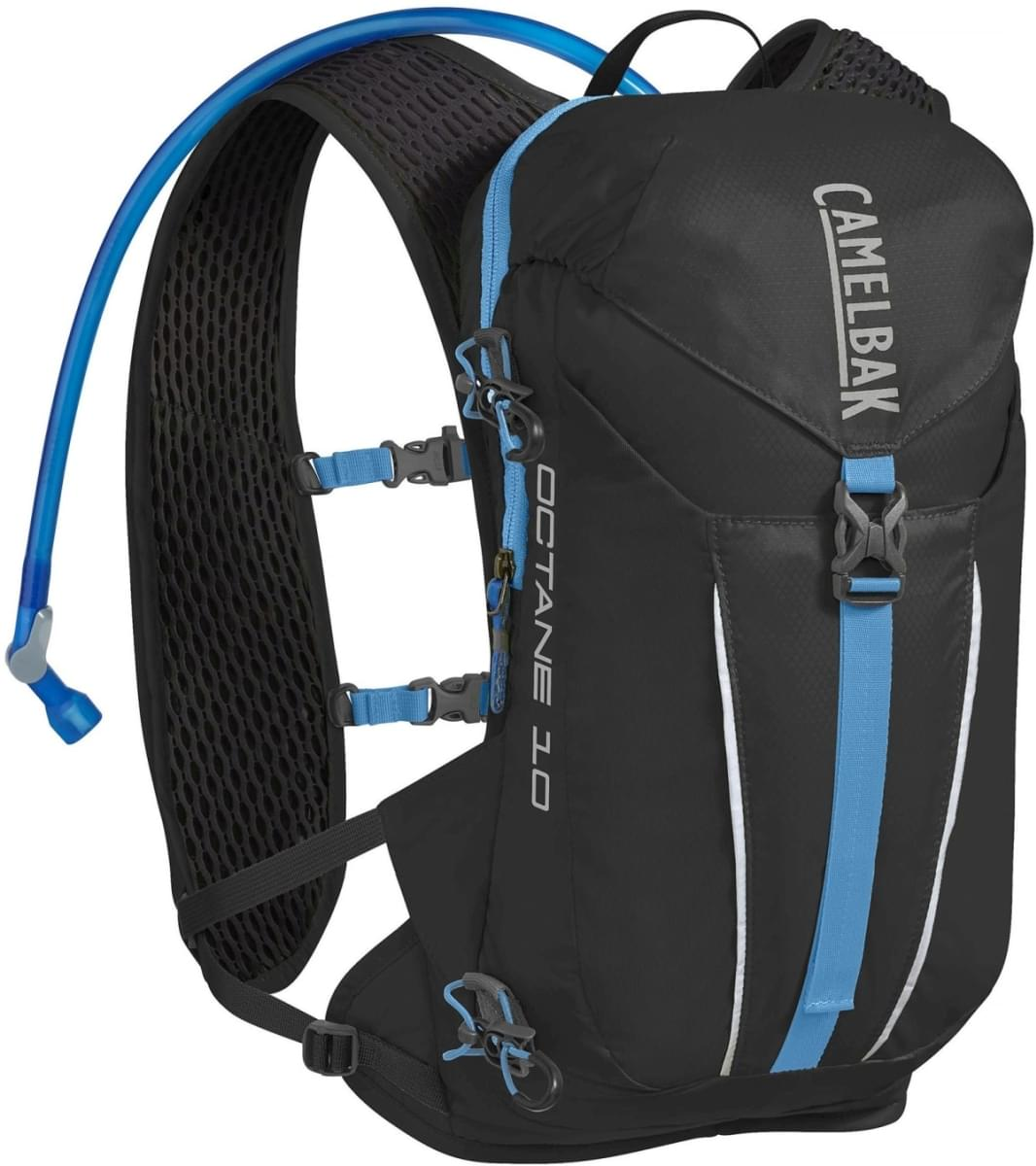 Camelbak Octane 10 - Black/Atomic Blue uni