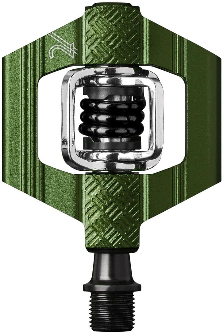 Crankbrothers Candy 2 - green uni
