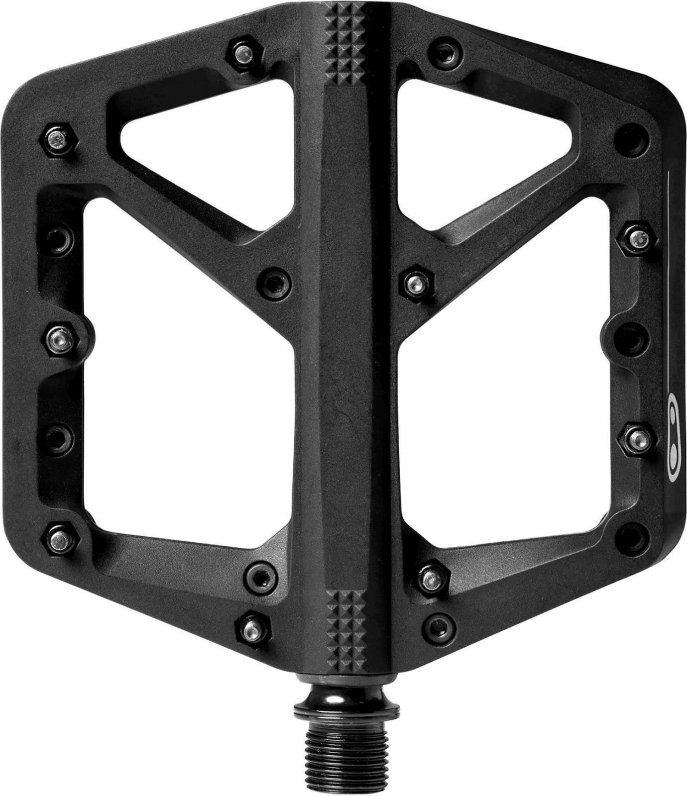 Crankbrothers Stamp 1 Large - black uni