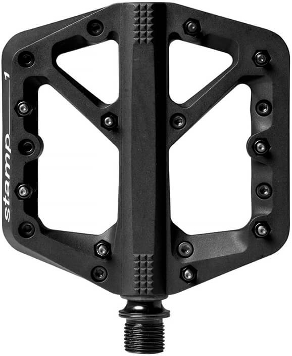 Crankbrothers Stamp 1 Small - black uni